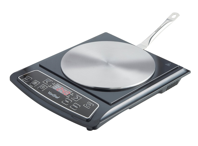 best 5 induction cookware converter discs interfaces cook logic. Black Bedroom Furniture Sets. Home Design Ideas
