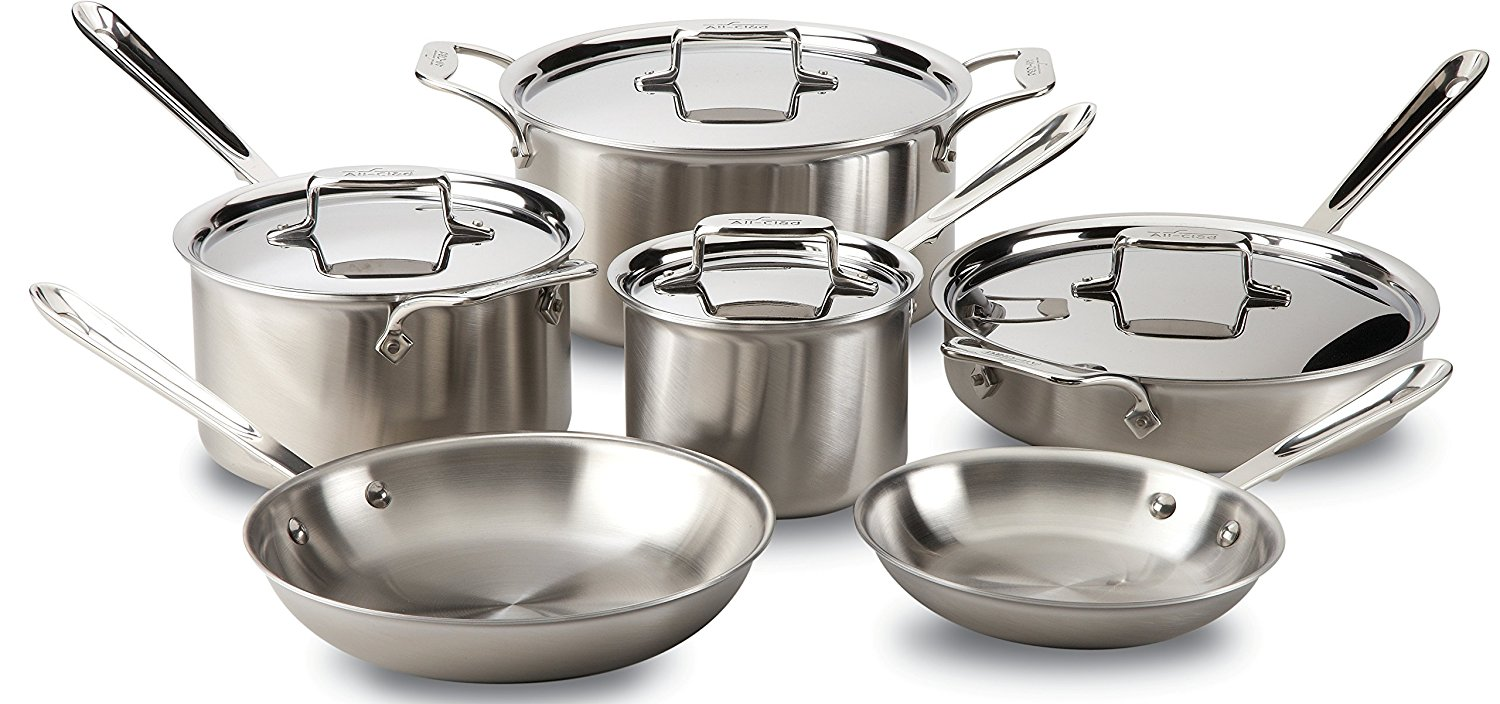 All Clad Cookware Faq Can I Put My All Clad In The Dishwasher