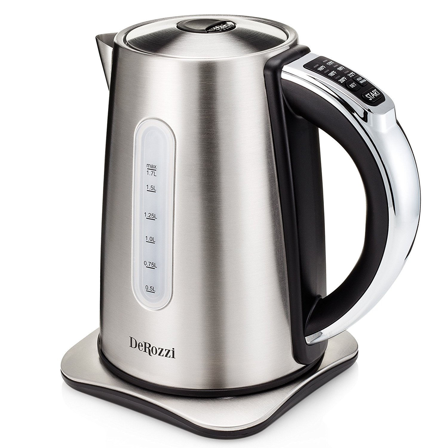 Best Electric Hot Water Kettle ~ The best electric tea kettles with no plastic reviews