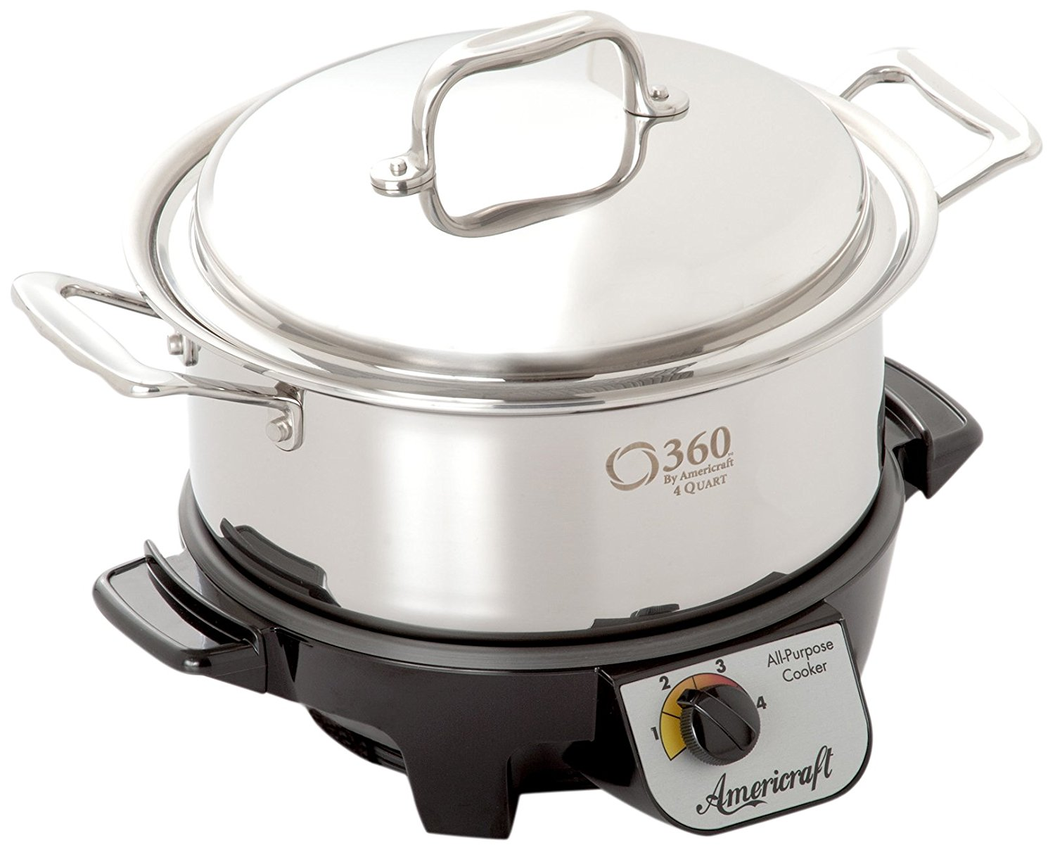 the best ceramic free slow cookers for non toxic cooking. Black Bedroom Furniture Sets. Home Design Ideas